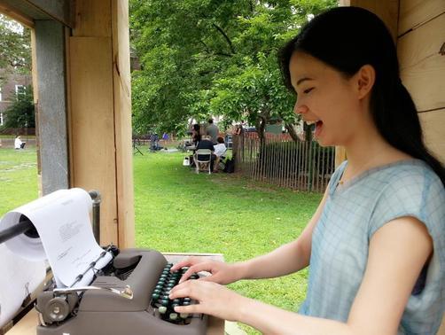 Typewriter 91 4